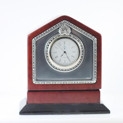 Desktop Clock - Item # 81485 - Reliable Gold Ltd.
