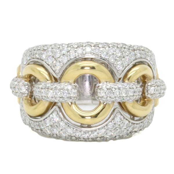 Classic Style Diamond Band - Item # R1760 - Reliable Gold Ltd.