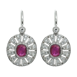 087df65f9025bf Earrings Gold Silver Platinum Diamond at Reliable Gold in RI
