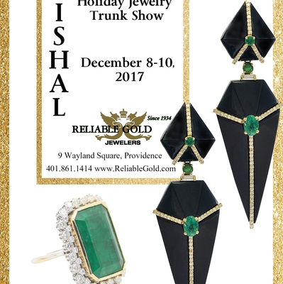 Holiday Trunk Show Event Dazzling Jewelry